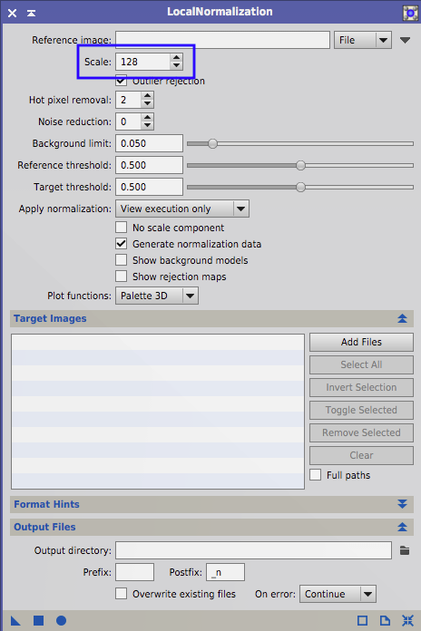 Processing in PixInsight and Photoshop – Siamese Twins |